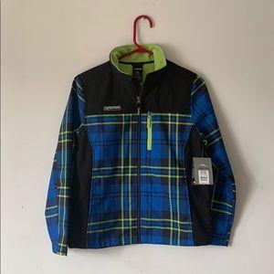 Lightweight jacket(soft shell jacket)